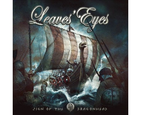 Leaves Eyes - Sign Of The Dragonhead (CD) - image 1 of 1