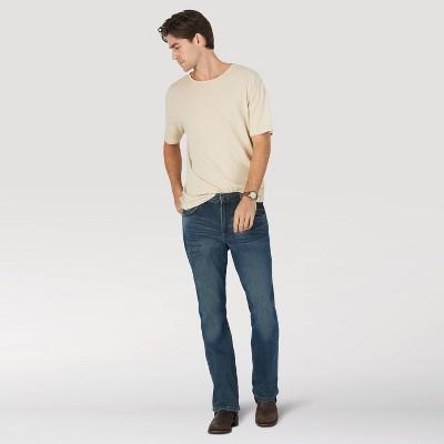Wrangler Men's Slim Fit Bootcut Jeans
