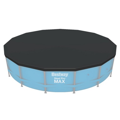 Bestway 58038E Flowclear 15 Foot Above Ground Round Frame Swimming Pool  Cover
