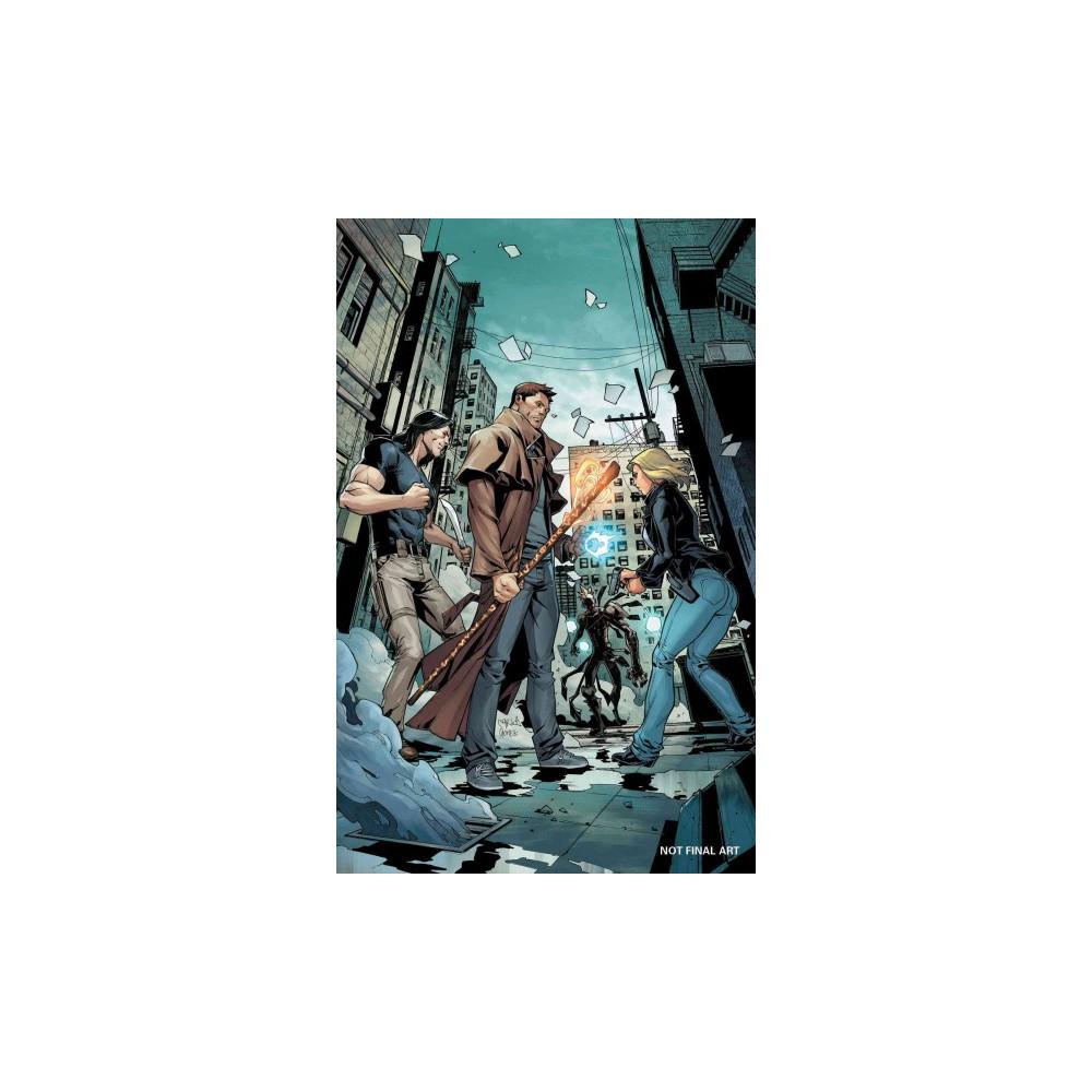 Jim Butcher's Dresden Files : Wild Card (Hardcover) (Jim Butcher & Mark Powers)