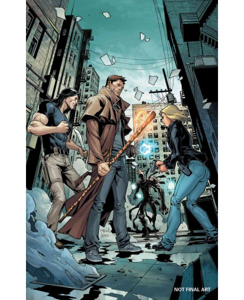 Jim Butcher's Dresden Files : Wild Card (Hardcover) (Jim Butcher & Mark Powers) - image 1 of 1