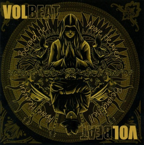 Volbeat - Beyond Hell/Above Heaven (CD) - image 1 of 2