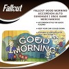 Just Funky Fallout Good Morning Accordion Auto Sunshade | Xbox Game Merchandise - image 3 of 3