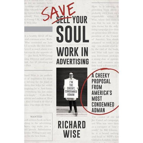 Save Your Soul - by  Richard Wise (Hardcover) - image 1 of 1