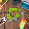 Quirky Pivot Power Surge Protector Surge Protector Green - image 2 of 3