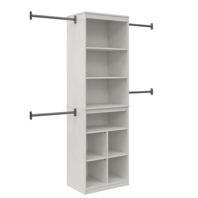 RealRooms Closet Storage System Tower : Target