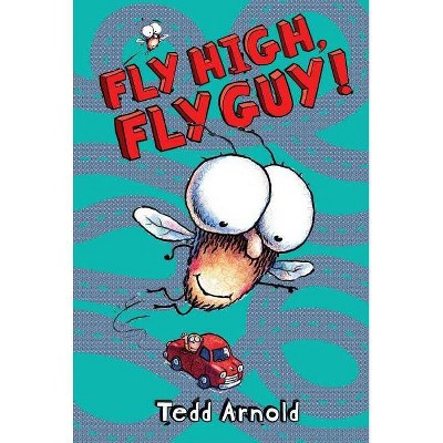 FLY GUY 5 FLY HIGH FLY GUY - by Tedd Arnold (Hardcover)