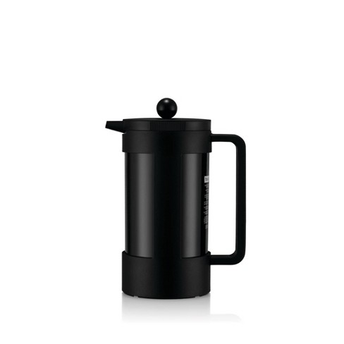 Bodum Sustainable 8-Cup 34oz Coffee Press - Black - image 1 of 4