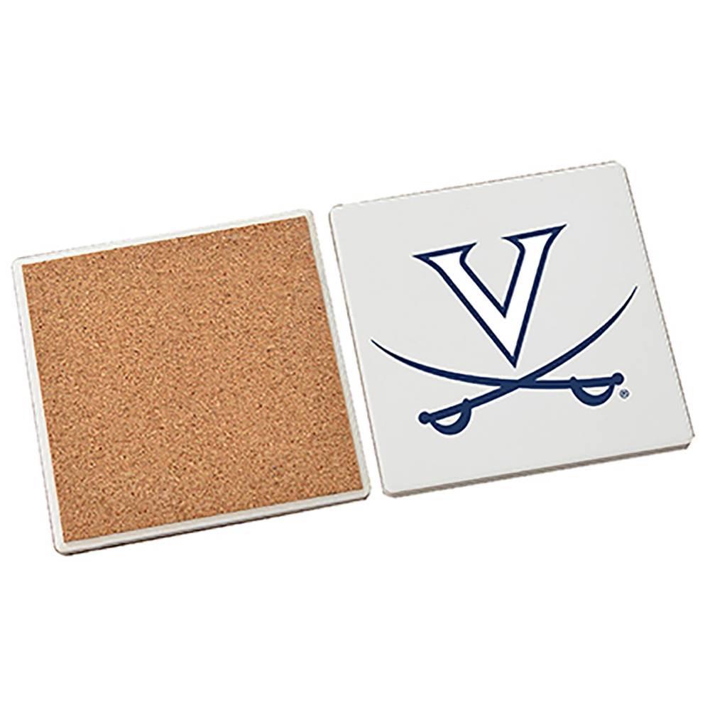 NCAA Virginia Cavaliers Stone Coasters