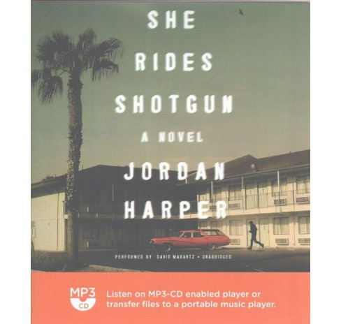 She Rides Shotgun -  by Jordan Harper (MP3-CD) - image 1 of 1