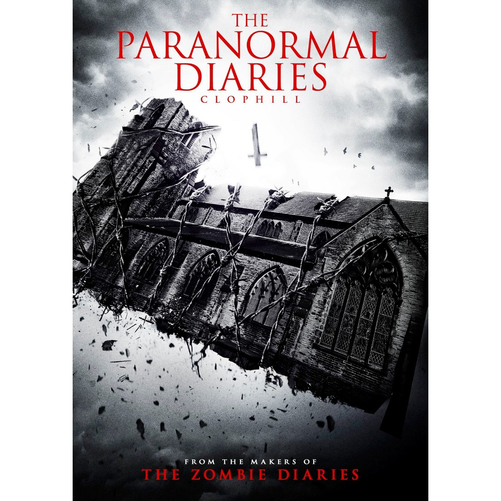 Paranormal Diaries:Clophill (Dvd)