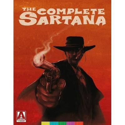 The Complete Sartana (Blu-ray)(2019)