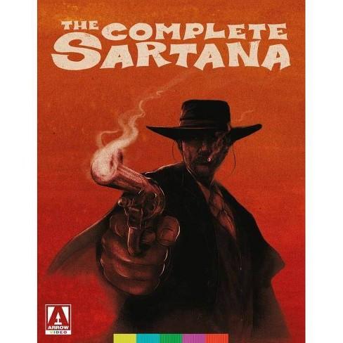 The Complete Sartana (Blu-ray) - image 1 of 1