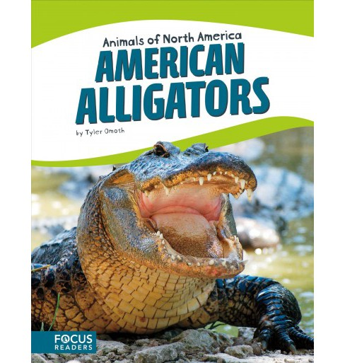 American Alligators (Paperback) (Tyler Omoth) - image 1 of 1
