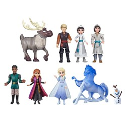 Disney Frozen 2 Ultimate Small Doll Collection (Target Exclusive)