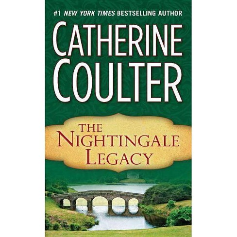 The Nightingale Legacy - by  Catherine Coulter (Paperback) - image 1 of 1