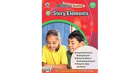Story Elements, Grades 5-6 (Paperback) - image 1 of 1