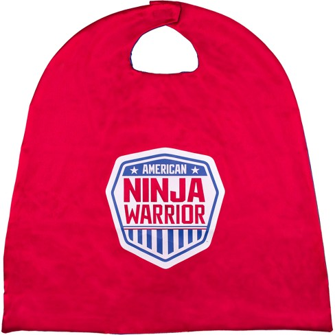 American Ninja Warrior Cape with Shield Logo - image 1 of 8