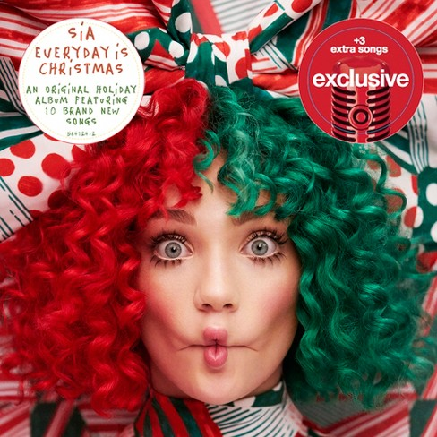 Sia - Every Day Is Christmas (Target Exclusive) - image 1 of 1