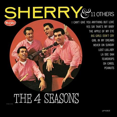 Four seasons - Sherry & 11 others (CD) - image 1 of 1