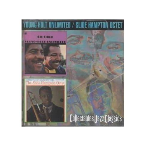 Young-Holt Unlimited - Oh Girl: Somethin Sanctified (CD) - image 1 of 1