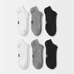 Women's Lightweight Active Mesh 6pk No Show Athletic Socks - All in Motion™ 4-10