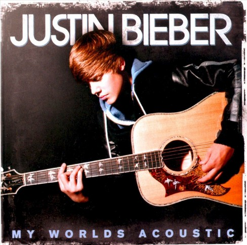 Justin Bieber - My Worlds Acoustic - image 1 of 1