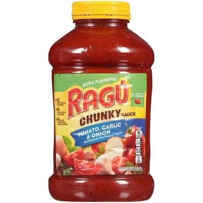 Ragu Chunky Tomato, Garlic & Onion Pasta Sauce - 66oz