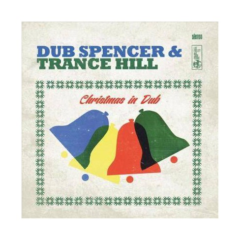 Dub Spencer  &  Trance Hill - Christmas In Dub (CD) - image 1 of 1