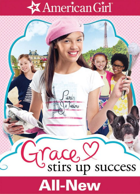 An American Girl: Grace Stirs Up Success (dvd_video) - image 1 of 1