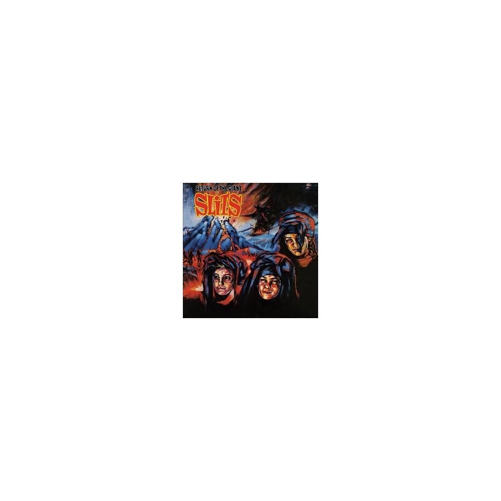 Slits - Return Of The Giant Slits (Limited Fl (Vinyl)