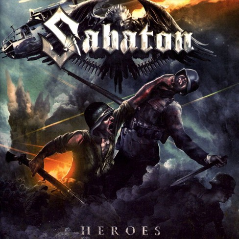 Sabaton - Heroes (CD) - image 1 of 1