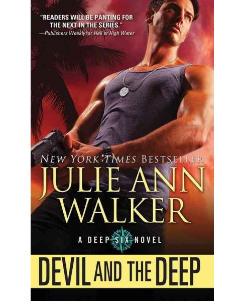 Devil and the Deep (Paperback) (Julie Ann Walker) - image 1 of 1