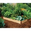 Raised Garden Bed 2' x 4' - Gardener's Supply Company - image 2 of 2