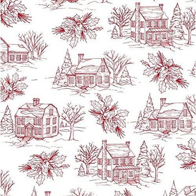 Evergreen Paper Luncheon Napkin 20 count Holiday Farmhouse