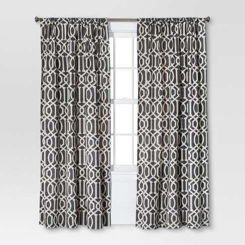 Curtain Panel - Threshold™ - image 1 of 2