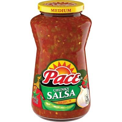 Pace Medium Chunky Salsa 16oz