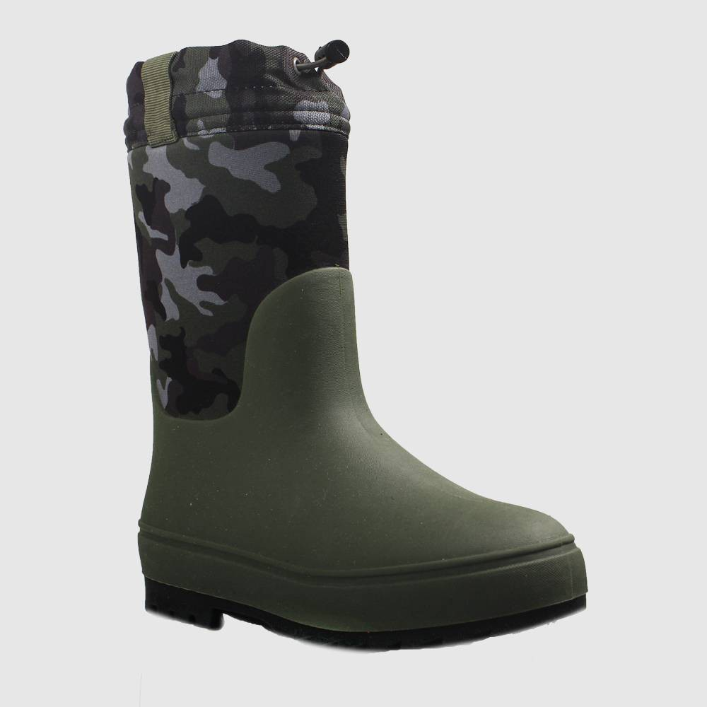 Image of Boys' Robbie Winter Boots - Cat & Jack Camouflage 2, Boy's