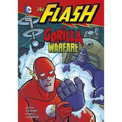 Gorilla Warfare - (Flash) by  Laurie S Sutton (Paperback)