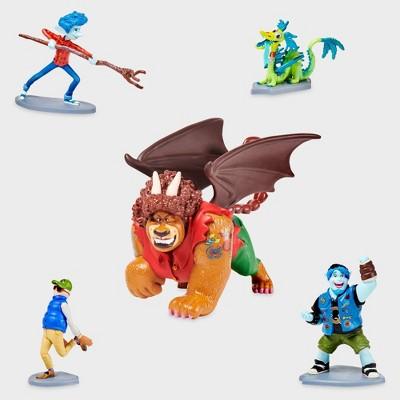Disney Onward 5pc Figurine Playset - Disney store