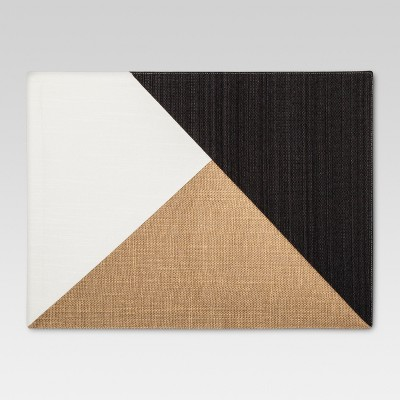 Black Kitchen Textiles Placemat - Threshold™