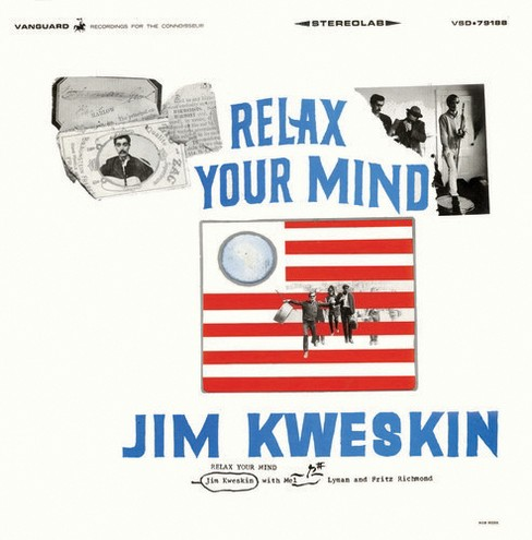Jim Kweskin - Relax Your Mind (CD) - image 1 of 1