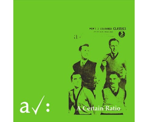 Certain Ratio - Graveyard And The Ballroom (Vinyl) - image 1 of 1