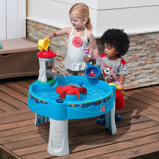 Step2 Paw Patrol Water Table - Blue image number null
