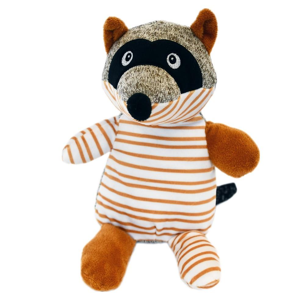 Bandit Raccoon Tan Stuffed Animal