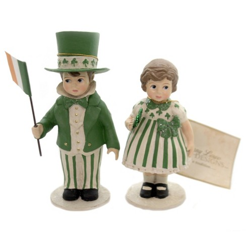 "Saint Patricks 5.5"" Patrick & Erin Irish - image 1 of 3"