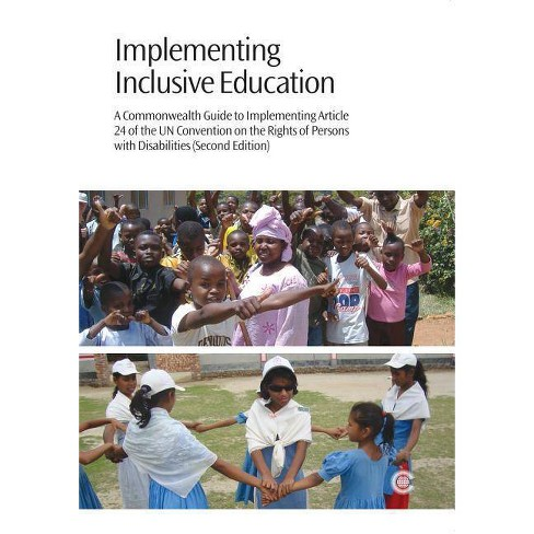 Implementing Inclusive Education - 2 Edition by  Richard Rieser (Paperback) - image 1 of 1