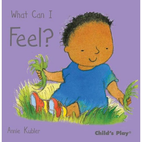What Can I Feel? - (Small Senses) (Board_book) - image 1 of 1