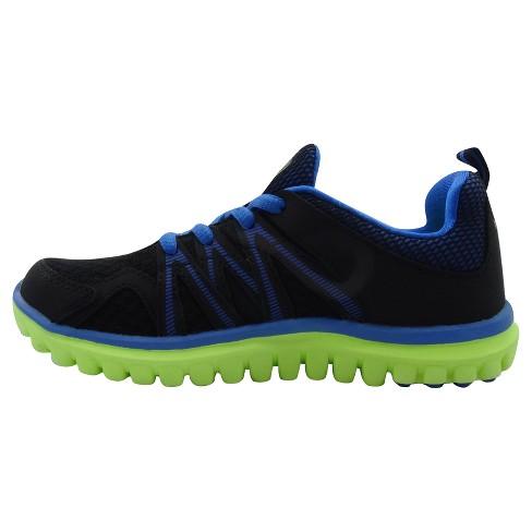 d852d42ca6632 Boys  Premier 5 Performance Athletic Shoes - C9 Champion® Black Blue ...