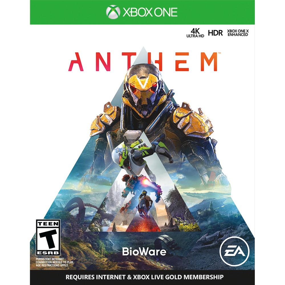 Anthem - Xbox One, video games